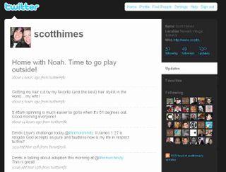 Twitter screenshot #1